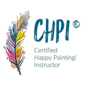 Meike Priet - Certified Happy Painting! Instructor